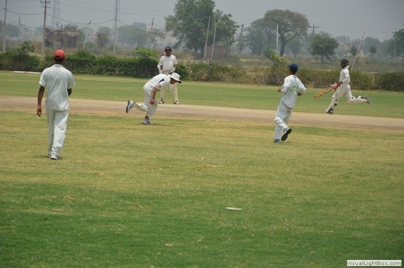 Cricket Match Photo