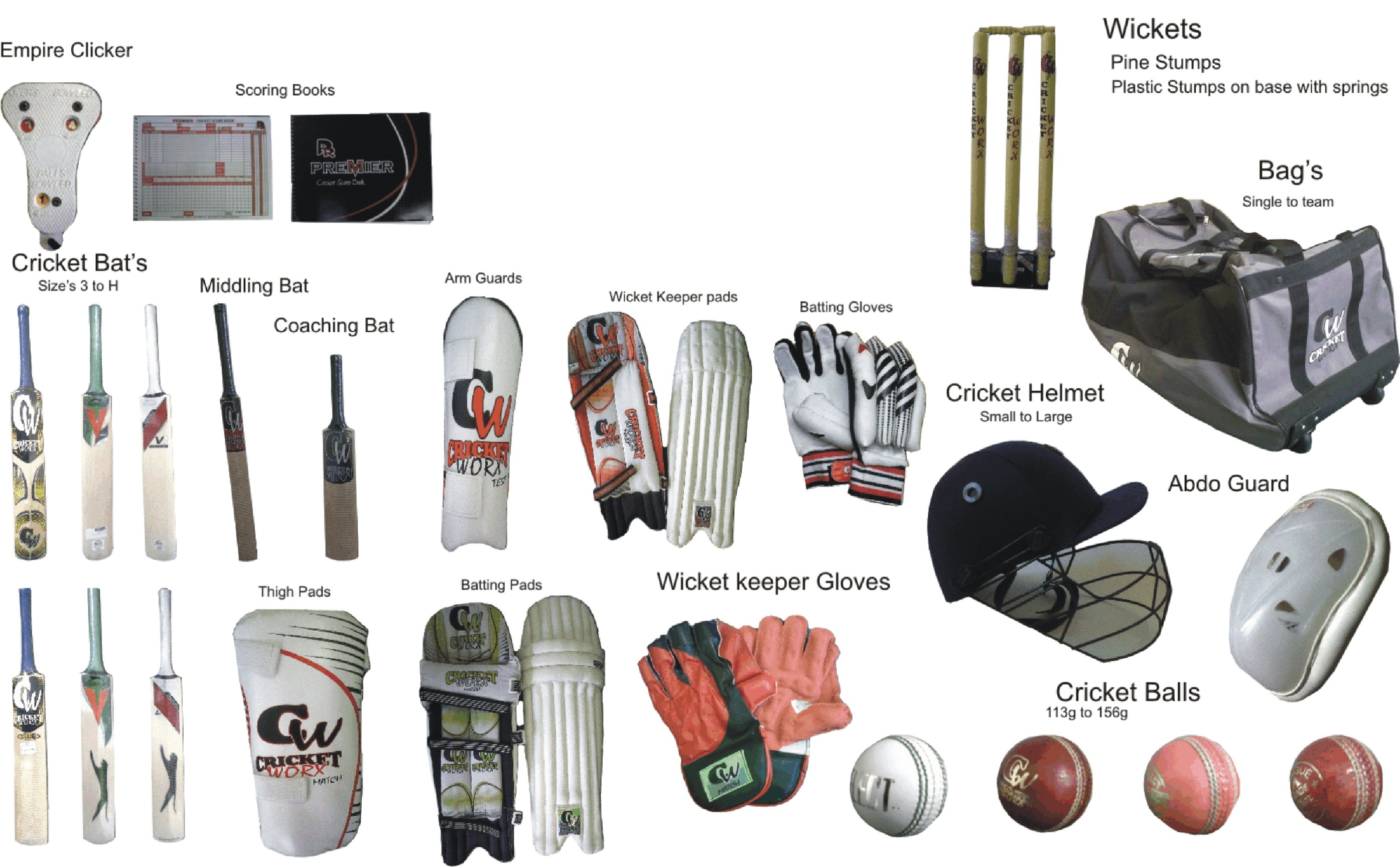 Cricket Kits Amp Equipment Buy Online In India Bharatiya